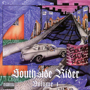 VA - Southside Rider Volume 1 Chicano Rap