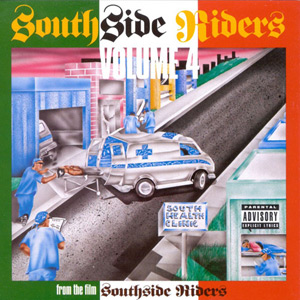 VA - Southside Riders Volume 4 Chicano Rap